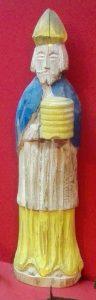 historic st. Ambrose figurine
