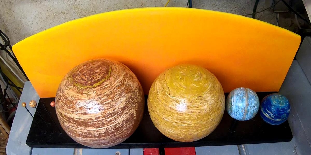 OSB Solar System