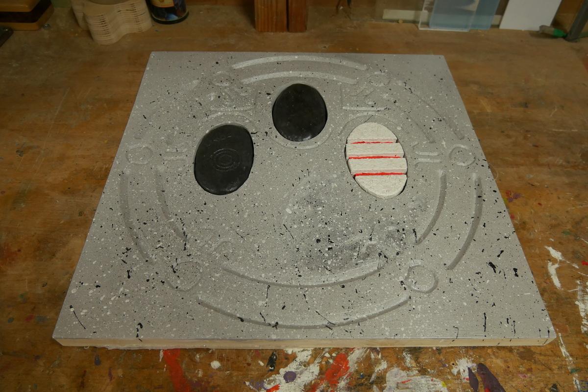 monolith remote back board