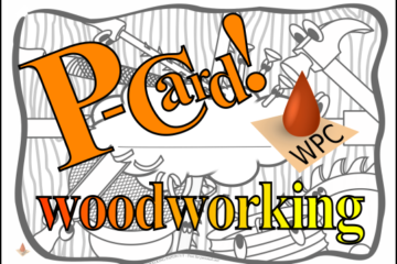 p-cards for woodworking projects
