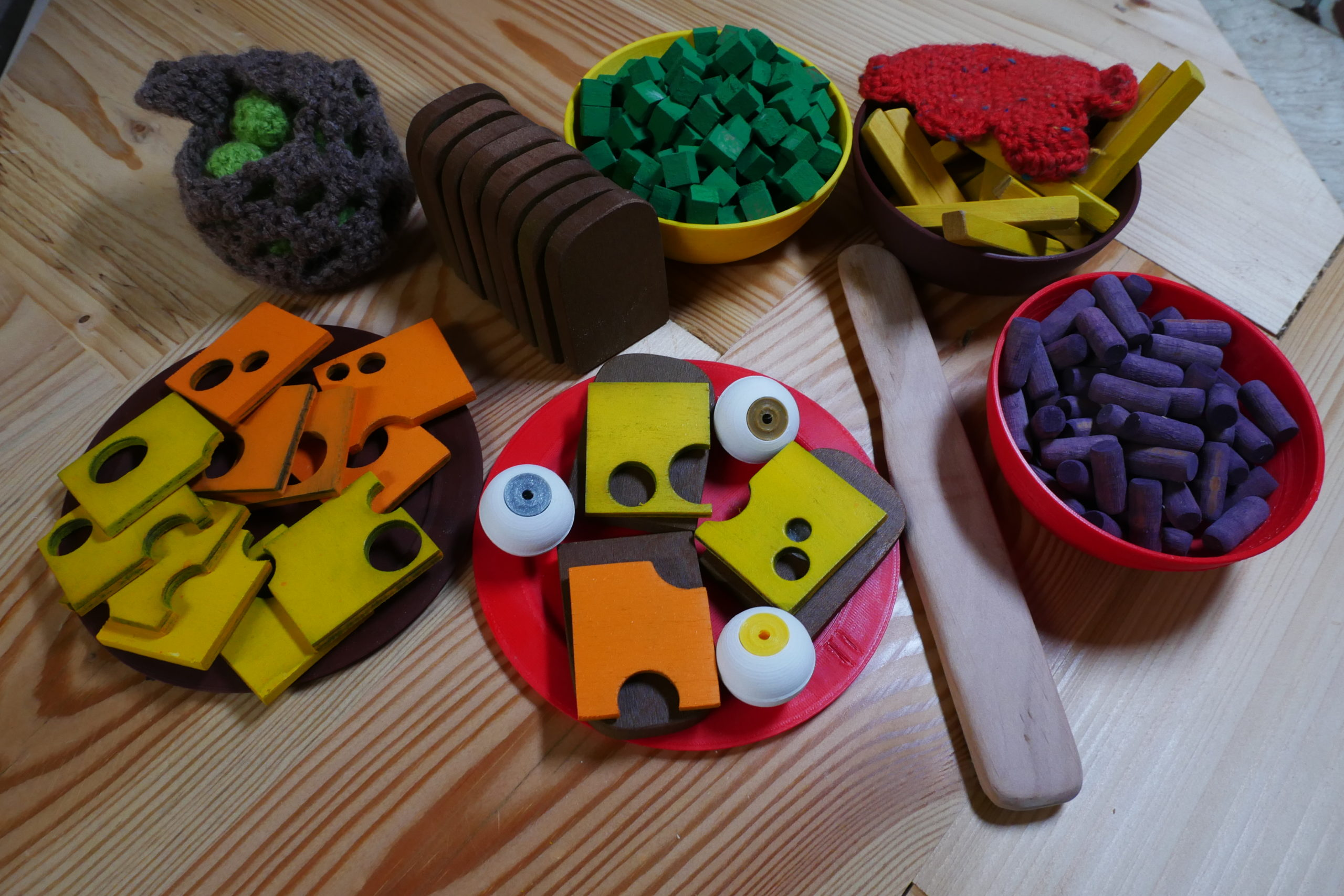 5 Toy Kitchen Additions - and more!